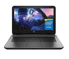 Amazon: Laptop Hp 14 Intel Inside Hdd 1tb Ram 8gb Con Unidad DVD 14-AM004LA