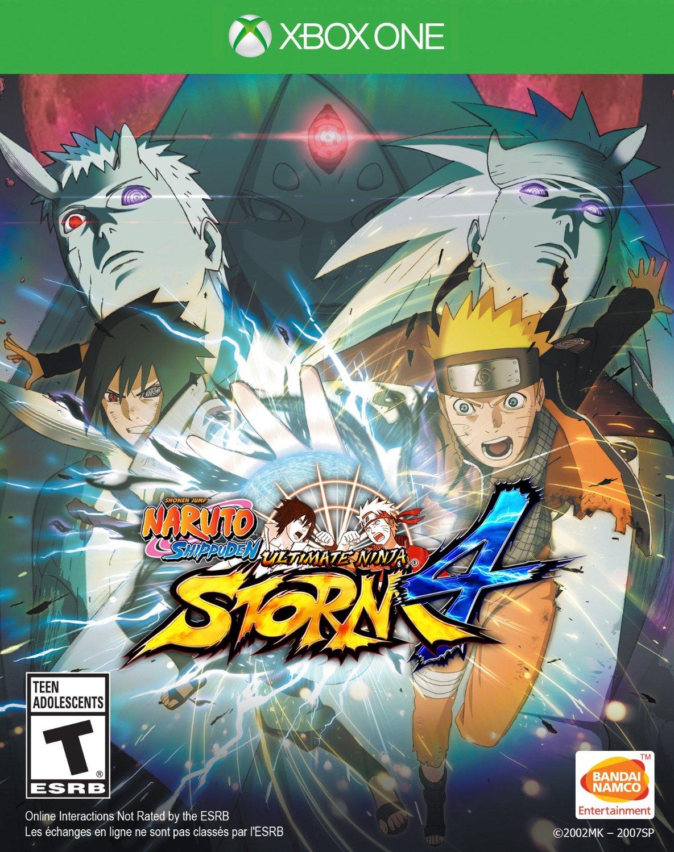 Amazon México: Naruto Shippuden Ultimate Ninja Storm 4 para PS4 y Xbox One