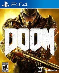 Black Friday Amazon 2016: Doom para PS4/Xbox One