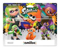 Black Friday 2016 Amazon: Amiibo Splaton Series 3 Pack - Standard Edition