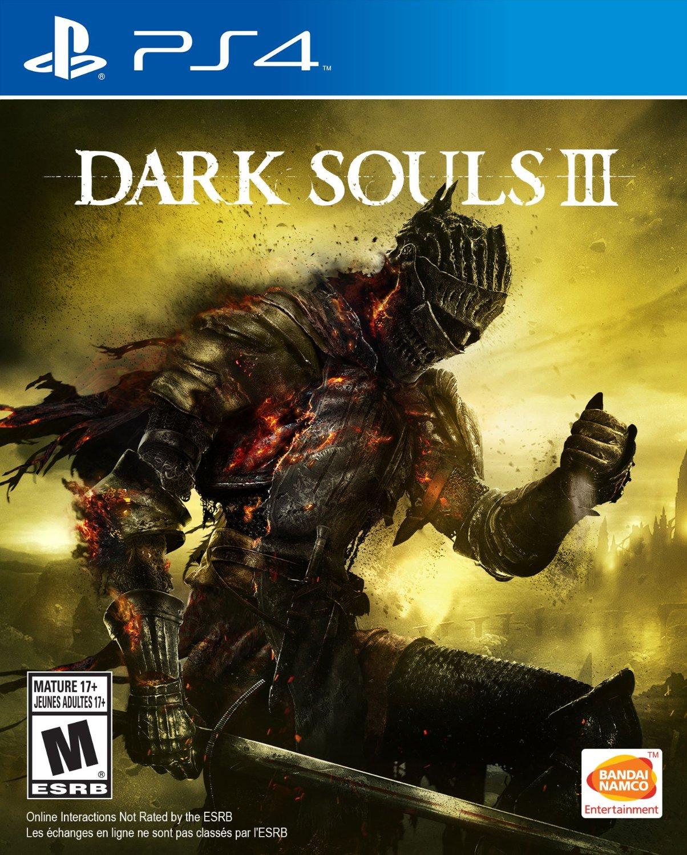 Amazon: Dark Souls III para PS4