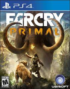 Black Friday 2016 Amazon MX: Far Cry Primal PS4