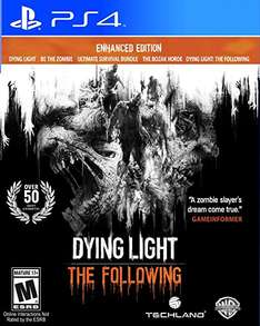 Black Friday 2016 Amazon: Dying Light: Following Enhanced Edition