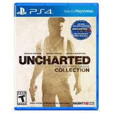 Amazon: Uncharted Collection - PlayStation 4 - Standard Edition