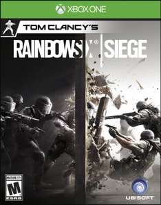 Amazon: Tom Clancy's Rainbow Six Siege Xbox One