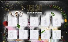 Ubisoft: The 30 Days of Giveaways. Un regalo cada día