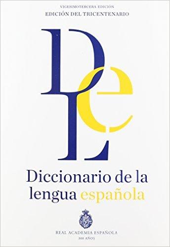Amazon: Diccionario de la lengua española, 23a Edición (2 tomos, pasta blanda.)