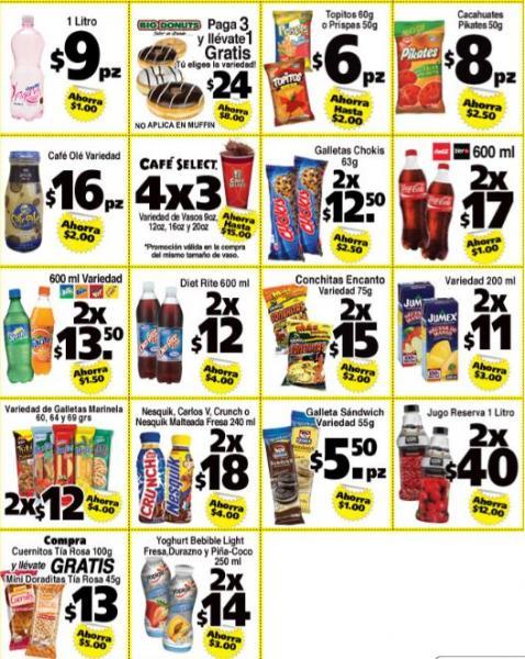 Ofertas de febrero 7 Eleven: 7x6 en cerveza Indio, 4x3 en donas y más