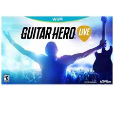 Black Friday 2016 Amazon: Guitar Hero Live Wii U $705