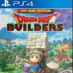 Black Friday 2016 en Amazon Mx:  Dragon Quest Builders para PS4