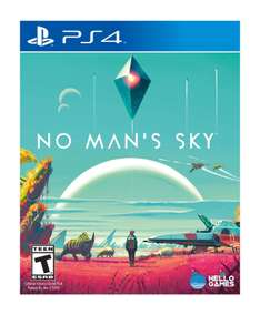 Black Friday 2016 en Amazon Mx: No Man's Sky PS4