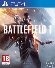 Black Friday en Amazon: Battlefield 1 - PlayStation 4 - Standard Edition
