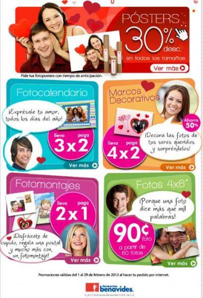 Foto Benavides: 30% de descuento en pósters, 3x2 en fotocalendarios y más