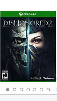 Black Friday 2016 Amazon: Dishonored 2 para Xbox One
