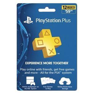 Black Friday 2016 Ebay: Playstation Plus de 40 a 32 dólares con cupón