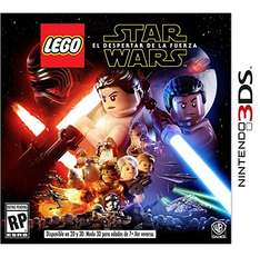 Black Friday 2016 Amazon: Lego Star Wars El Despertar de La Fuerza 3DS