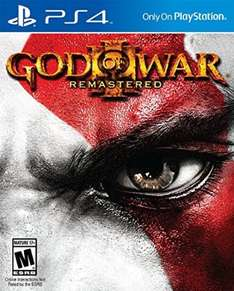 Amazon: God of War III para PS4