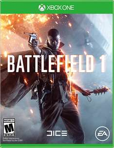 Black Friday Amazon 2016: Battlefield 1 para Xbox One