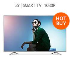 "Black Friday 2016 Costco: Sharp LED 55"" Smart TV FHD LC-55N5300U"
