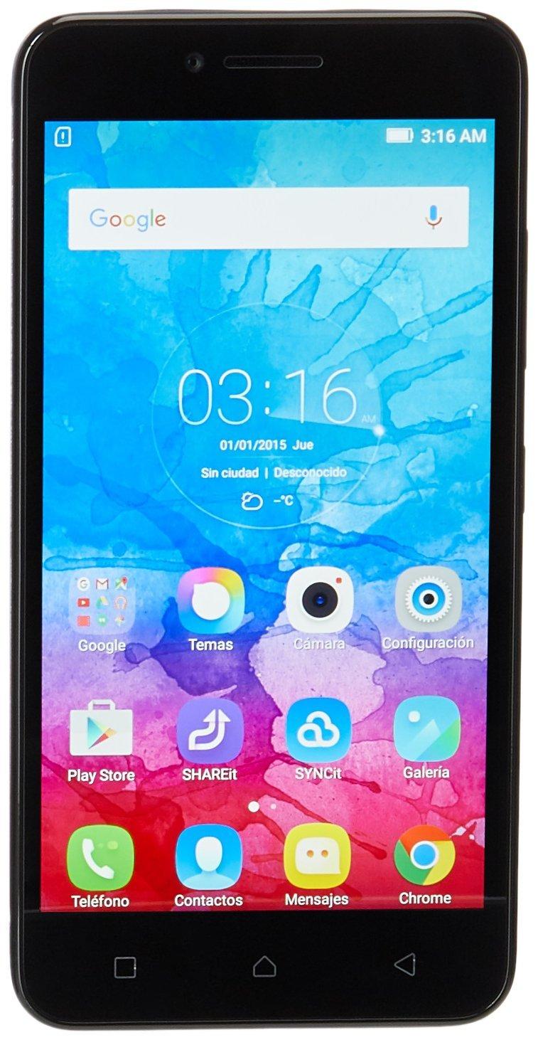 """Black Friday 2016 Amazon: Lenovo K5 Special Edition + batería portátil TP Link. Smartphone K5 Special edition, 5"""", 16 GB, Androind 5.1.1, desbloqueado, color gris"""