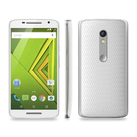 Elektra: Motorola X Play 16 GB - Blanco (También en mercadolibre)