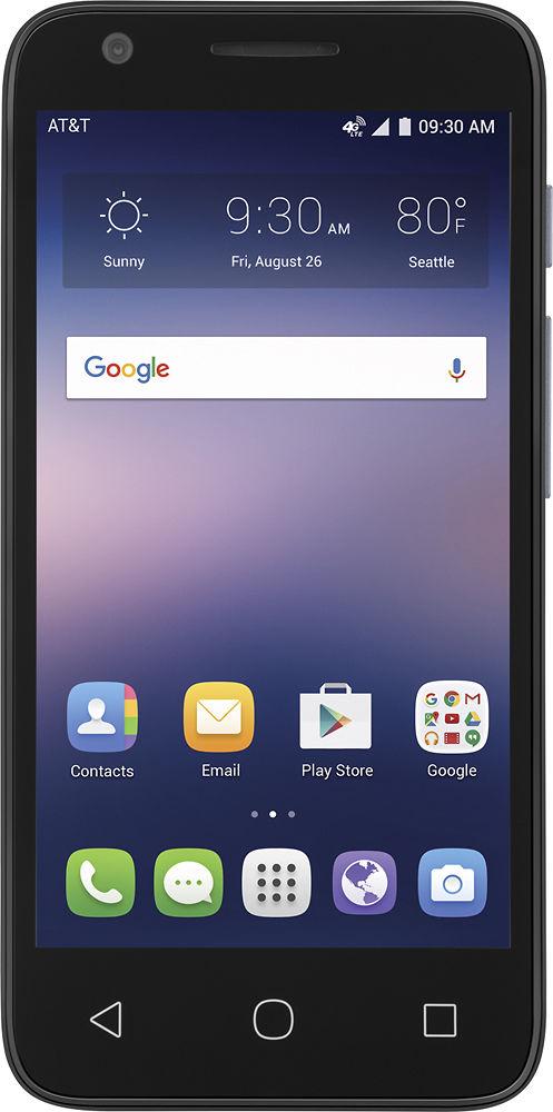 Black Friday en Ebay: Alcatel Ideal 4G LTE con 8gb + liberacion gratis