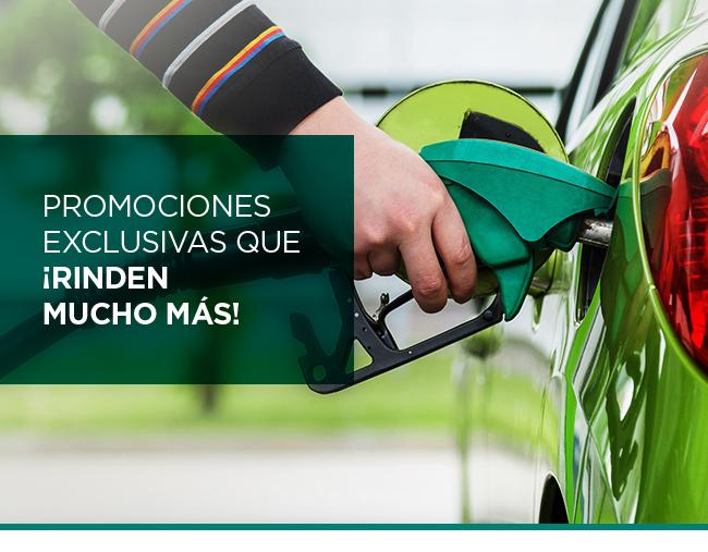 IXE te reembolsa gasolina: $250 de reembolso acumulando $1,500 en gasolina