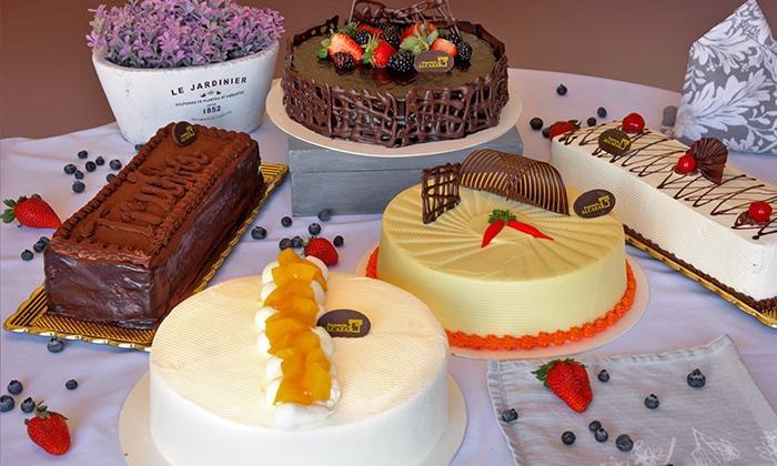 GROUPON CDMX: Pastelerías Alcazar pasteles a $249 y $289