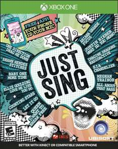 Amazon: Just Sing Xbox One Standard Edition - $265.00