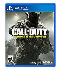 Amazon: Call Of Duty Infinite Warfare - PlayStation 4 - Standard Edition