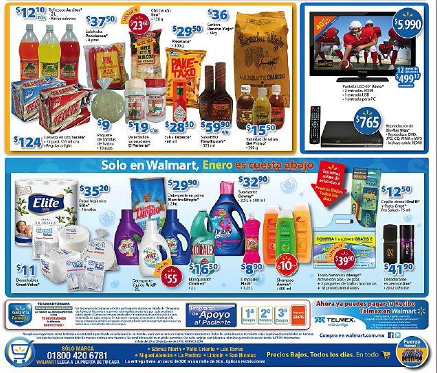 Fin de semana de frescura en Walmart: pierna o muslo de pollo $32.90 Kg y más
