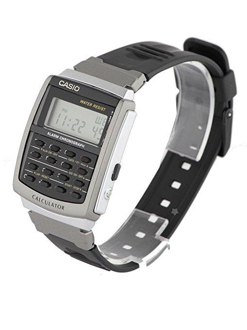 Amazon MX: Reloj Casio CA-56-1CF Calculadora -50%