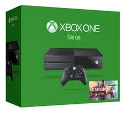 Tienda Telmex: consola Xbox One 500GB Battlefield 1 *msi*