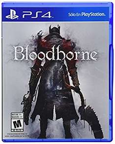 Cyber Monday 2016 Amazon: Bloodborne - PlayStation 4 - Standard Edition