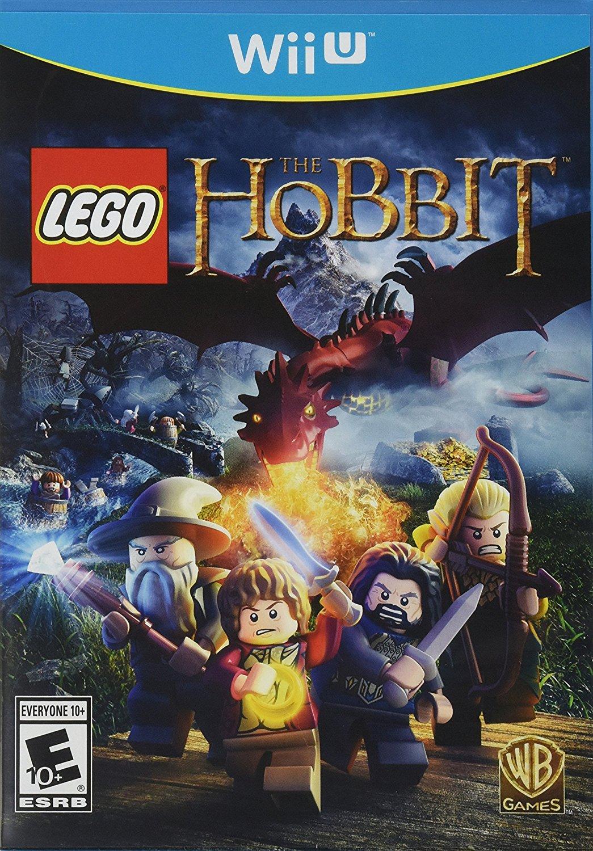 Amazon Cyber Monday: Lego The Hobbit - Nintendo Wii U
