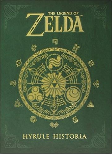 Cyber Monday 2016 Amazon: Oferta Relampago The Legend of Zelda Hyrule Historia