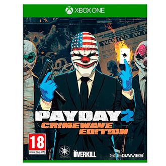 Soriana en linea: Payday 2 para Xbox One