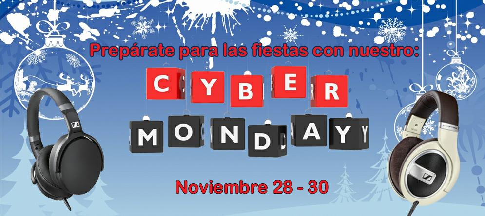 Cyber Monday 2016 Mundo Sennheiser: descuento+envio gratis+ regalo