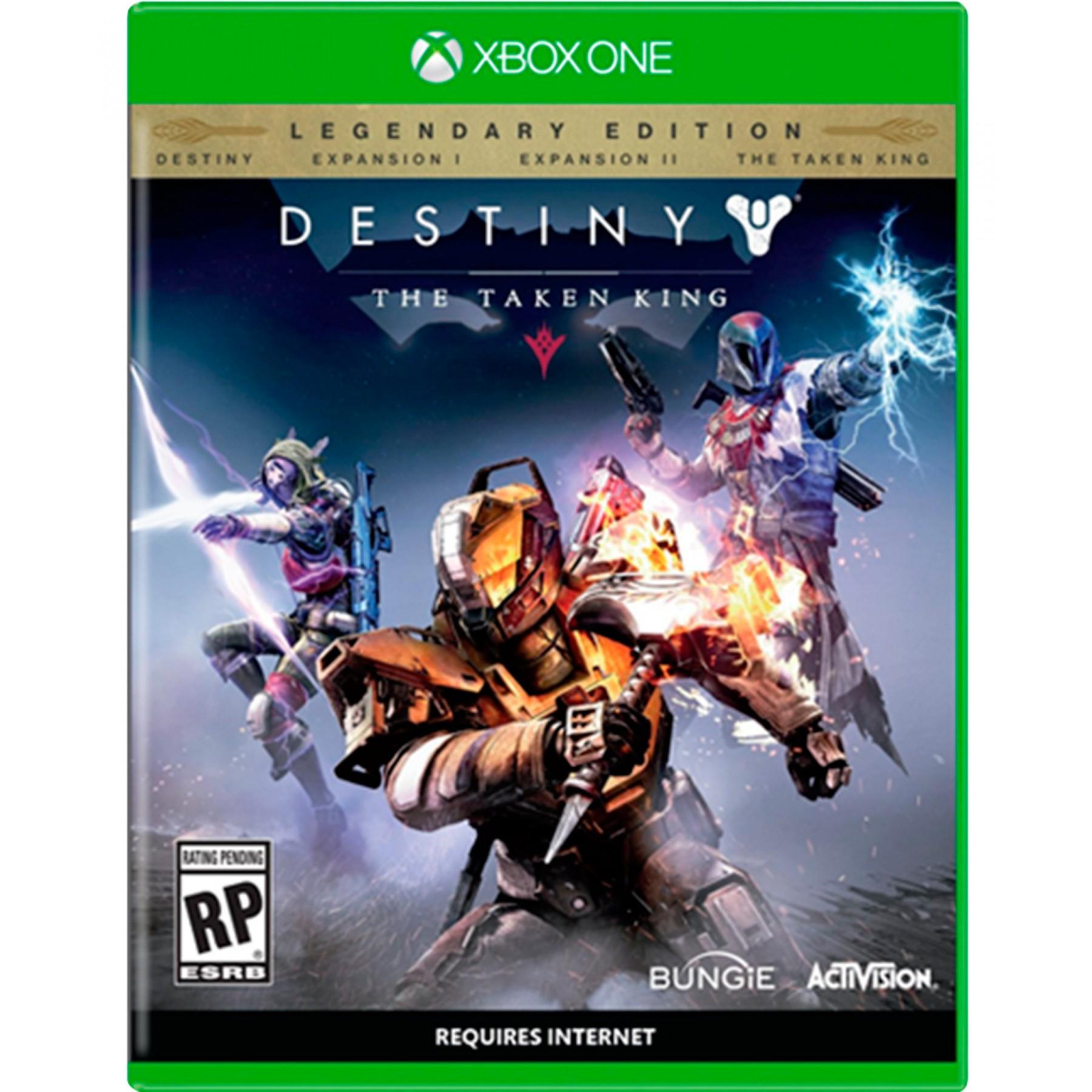 Palacio de Hierro en linea: Destiny Xbox One edicion legendaria