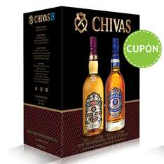 Costco: Chivas Regal whisky 12 años y 18 años 750ml con cupón