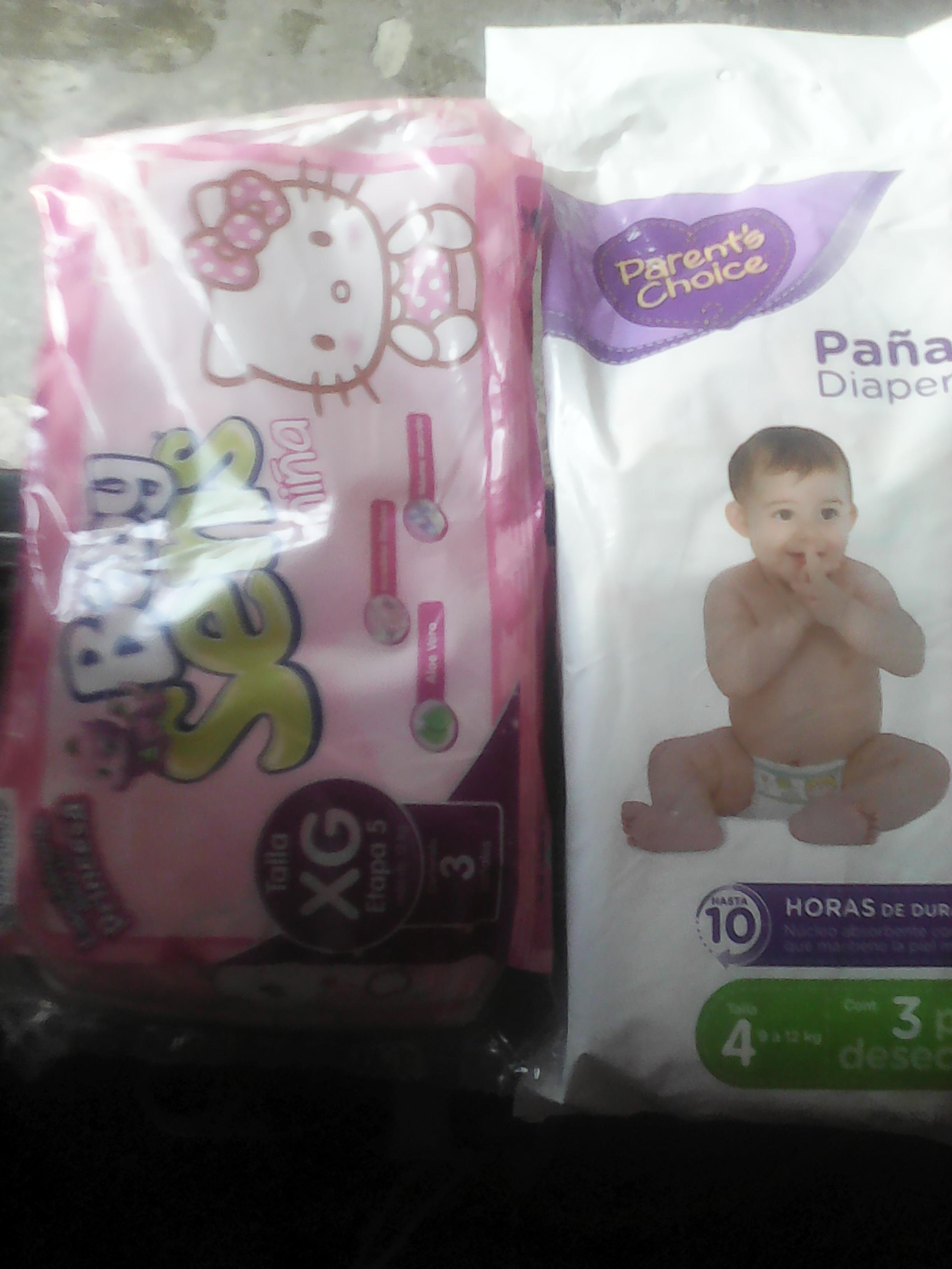 Bodega Aurrerá: paquete de 3 pañales Babysense a $5.02
