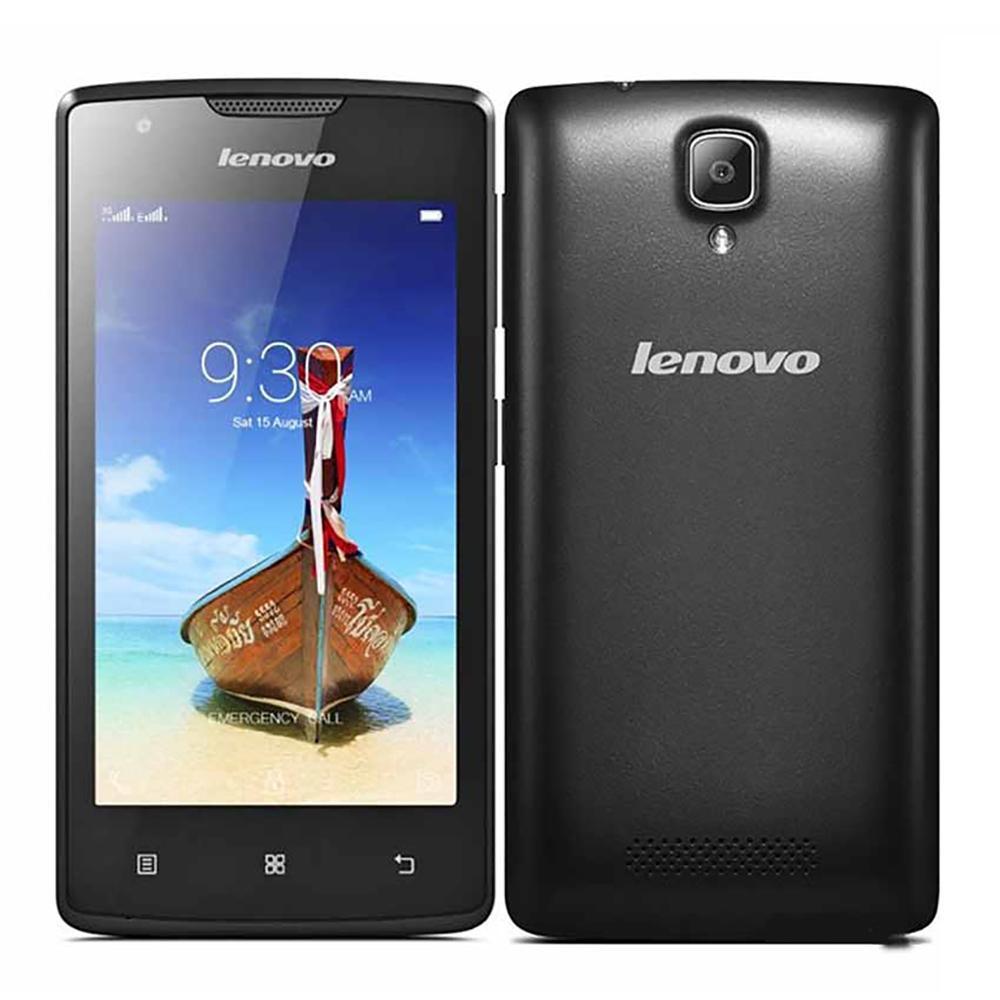 Walmart: Smartphone Lenovo A1000 8 GB Dual Sim Negro Desbloqueado Precio Regular 1296