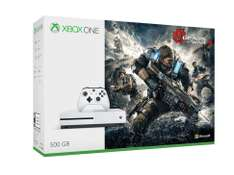 Liverpool: XBOX ONE S CONSOLA 500 GB GEARS OF WAR 4