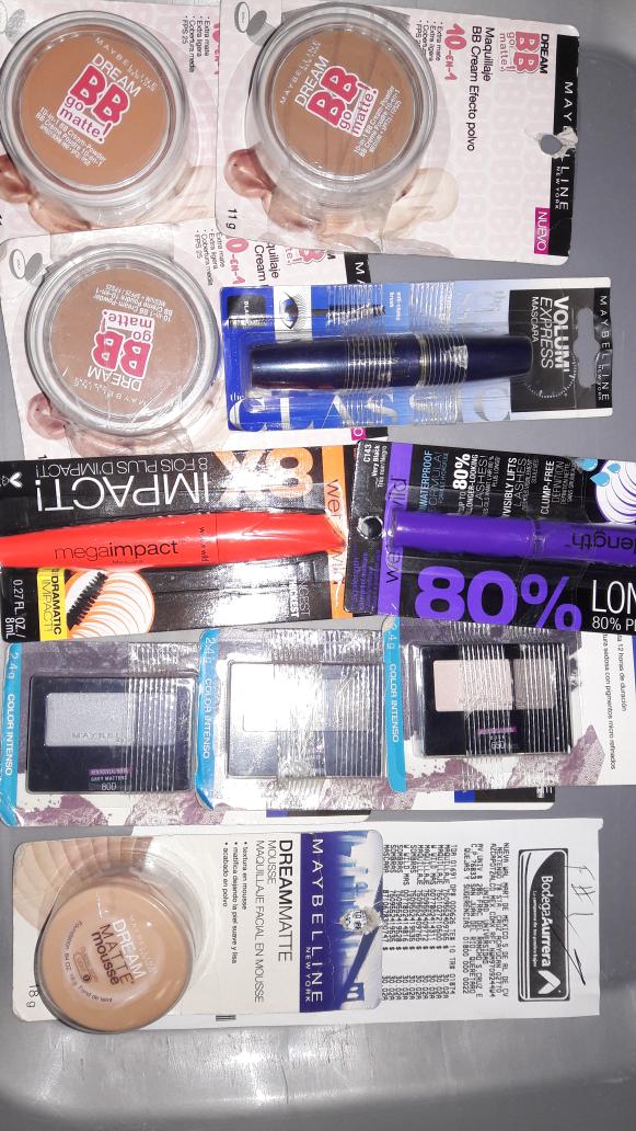 Bodega Aurrerá: Cosmeticos a $30.02
