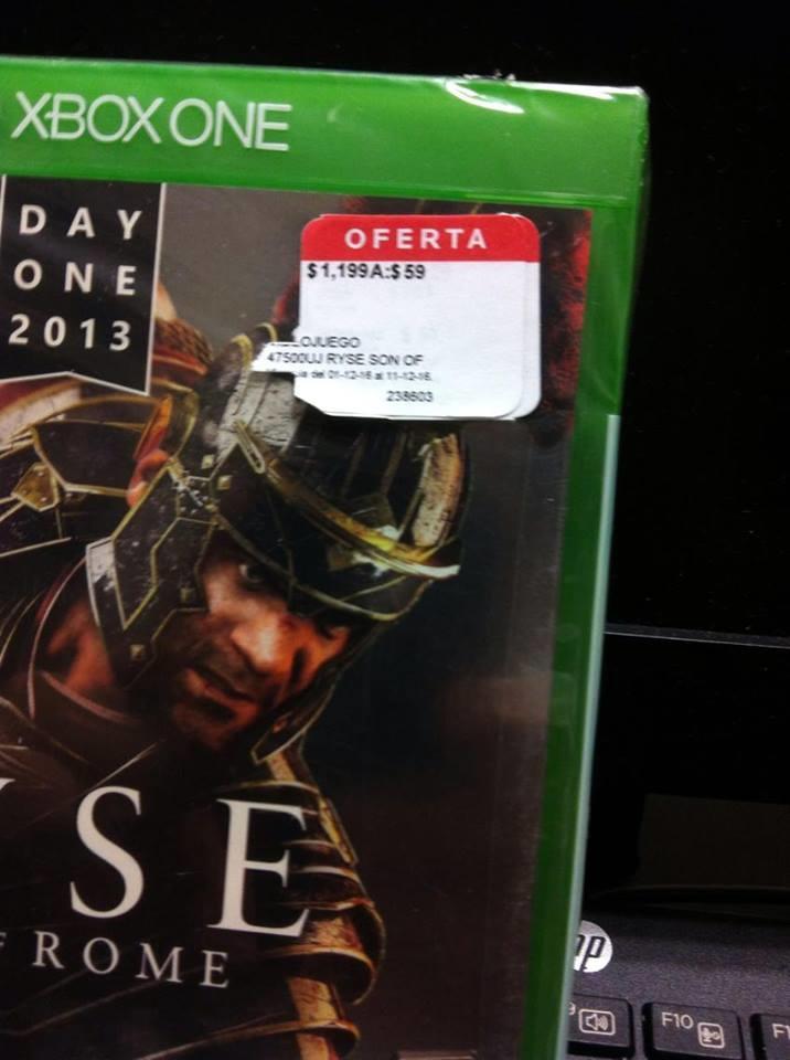 Coppel Santa Rosa en Mazatlán Sinaloa: Ryse Son of Rome $59