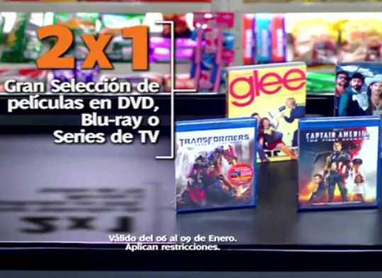 Soriana: 2x1 en selección de películas y series, 30% en ropa de niños y más