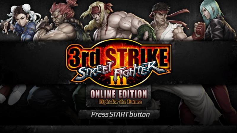 Xbox Live: Street Fighter 3 a mitad de precio