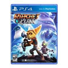 Sanborns: Ratchet And Clank PS4