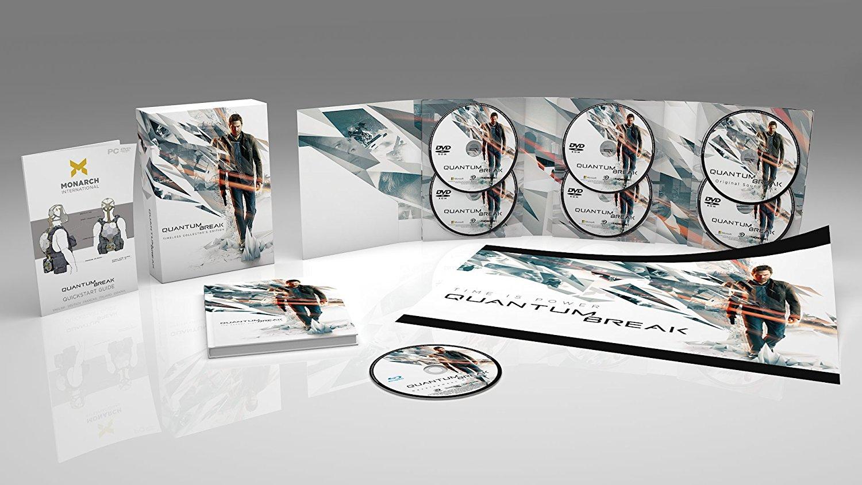 Amazon: Quantum Break Collectors Edition para PC