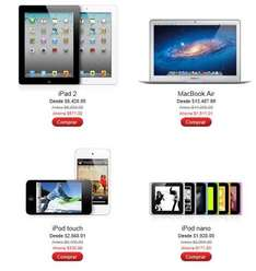 Ofertas de Black Friday de Apple Store ya disponibles